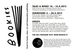 Event on art and independent publishing in Helsinki 14.-15.4.2012