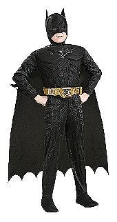 One of the most noteworthy crime fighting #icons in the hearts of many #children and adults is the legendary Batman. While your child wont have the Bat-Cave or Bruce Wayne's stately manor, he can still be like him in our fantastic Batman Costumes For Kids. Our Boys Batman Costume is a great Batman Costume to wear trick or treating or for just a day at home playing make believe.
