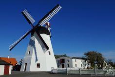 Årsdale Mølle, Bornholm #Arsdale #Mølle #Mühle #Windmühle #Mill #Windmill #Bornholm #Dänemark
