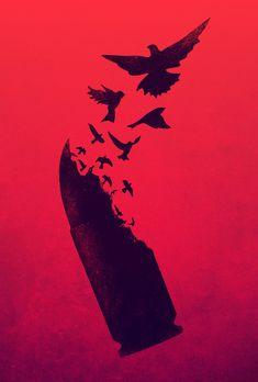 Bullet Birds by Victor Vercesi