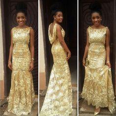 Fabulously Eclectic and Top-Notch WDN's Aso Ebi Styles - Wedding Digest NaijaWedding Digest Naija