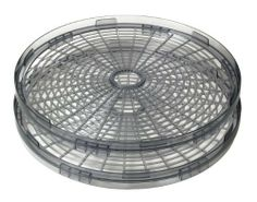 Victorio VKP1007 Two-Pack Drying Tray Accessory for Victorio VKP1006 Food Dehydrator by Victorio Kitchen Products. $15.99. 1-Year warranty. 13-Inch in diameter. Set of two drying trays will expand the capacity of your Victorio VKP1006 food dehydrator. VKP1006 handles up to 9 total drying trays. This set of two drying trays will expand the capacity of your Victorio VKP1006 food dehydrator. The Victorio VKP1006 comes with five drying trays and can be expanded up to nine drying tr...