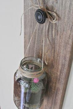 Hometalk :: Mason Jars for the Garden :: Amber Koogler's clipboard on Hometalk