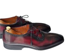 Find everything but the ordinary Handmade Leather Shoes, Men's Leather, Brogues, The Ordinary, Fasion, Derby, Oxford Shoes, Dress Shoes, Lace Up