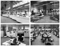 Sparkasse Essen (Essen savings bank) Essen, North Rhine-Westphalia, Germany; 1972-75