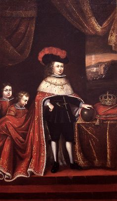 CARLOS II DE HABSBURGO | Flickr - Photo Sharing!