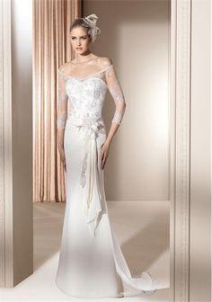 Raul Novias 12028 12UK Ivory | McElhinneys Bridal Rooms