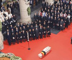 Royalement Blog: Les funérailles de la reine Fabiola