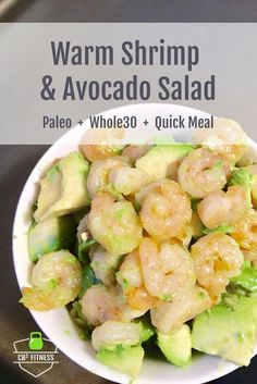 Delicious and super easy. With only 4 ingredients, you can put this altogether in 5 minutes. #paleo #whole30