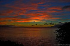 West Maui Sunset   Hawaii Pictures of the Day