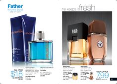 eBrochure | AVON Campaign 13 Fragrance for Men. Shop online with me at https://andreafitch.avonrepresentative.com/ #cologne #buyavon #fathersday