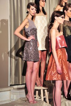 FALL 2014 RTW ERIN FETHERSTON COLLECTION