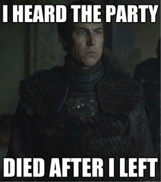 "91 Funny ""Game of Thrones"" memes that any GOT fan will enjoy Khal Drogo, Tyron Lannister, Jaime Lannister, Jon Snow, Game Of Thrones Jokes, Game Of Thrones Instagram, Mejores Series Tv, Got Memes, Funniest Memes"