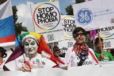 stop homophobia putin