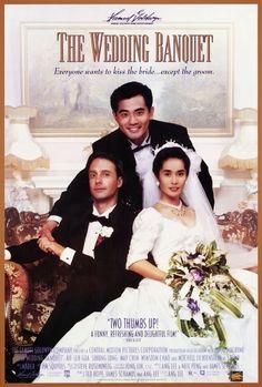 El banquete de boda - Xi yan - The Wedding Banquet (1993) | Mentiras, risas y lágrimas... La segunda película de Ang Lee vuelve a ser en suelo americano y a tratar el tema...