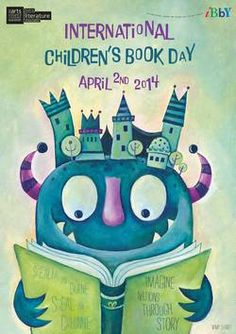 International Children's Book Day 2014 See Sparky the Dragon Here