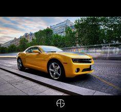 Bumblebee - Chevrolet Camaro - Love my Camaro! Chevrolet Camaro, Garage Addition, One Drive, Transformers Bumblebee, Longboards, Guy Stuff, Old Skool, Vroom Vroom, Hot Cars