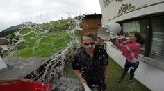 Here& me doing my Ice Bucket Challenge in slow motion, reverse and all sorts. I Am Awesome, Bucket, Challenges, Ice, Collection, Buckets, Ice Cream, Aquarius
