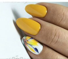 Best Summer Nail Designs - 35 Colorful Nail Ideas You Can Do It Yourself New 2019 - S . - Best Summer Nail Designs – 35 Colorful Nail Ideas You Can Do It Yourself New 2019 – Page 25 of - Simple Nail Art Designs, Easy Nail Art, Girls Nails, Flower Nails, Stylish Nails, Simple Nails, Spring Nails, Diy Nails Summer, Best Summer Nail Color