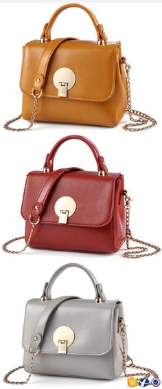f0d77580801 Classic Cross Shoulder Girls Leather Body Mini Bag For Girl You can t  resist yourself