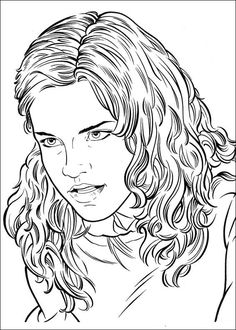Harry Potter Coloring Pages Hermione Granger Colchas Harry Potter, Harry Potter Colors, Harry Potter Quilt, Fanart Harry Potter, Pokemon Coloring, Cartoon Coloring Pages, Coloring Book Pages, Printable Coloring Pages, Coloring Pages For Kids