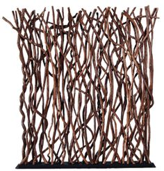 Vine Room Screen on Stand Decorative Room Dividers, Sliding Room Dividers, Space Dividers, Diy Room Divider, Room Divider Screen, Room Screen, Curtain Divider, Divider Ideas, Home Decor Wall Art
