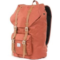 Amazon.com: Herschel Supply Little America Backpack Black, One Size: Sports & Outdoors $84
