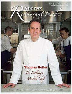 Thomas Keller The Evolution of the Modern Chef
