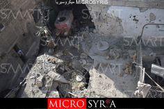 نزوح 750 عائلة داخل غوطة دمشق الشرقية نتيجة قصف قوات النظام