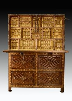 Z. Sierra · Antiques and Decorative Objects · SPANISH CABINET 17TH CENTURY, Furniture, Antiques