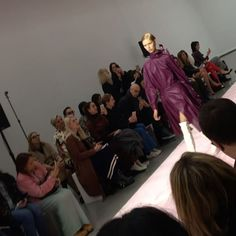 @drome_official #fashionweek #show #paris #leather #museedartmoderne @parisfashionweek @karolina_trawinska  via COLLEZIONI MAGAZINE OFFICIAL INSTAGRAM - Celebrity  Fashion  Haute Couture  Advertising  Culture  Beauty  Editorial Photography  Magazine Covers  Supermodels  Runway Models