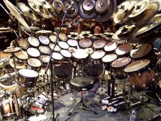 monster drum sets | ... , 10x7, 12x8, 14x12, 16x14, 14x6.5 Limited Edition Kapur snare drum