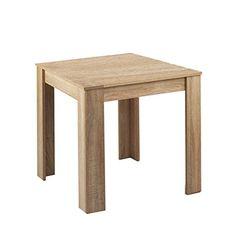sandega esstisch eiche geölt massivholz 160x70 cm | esstisch eiche, Esstisch ideennn