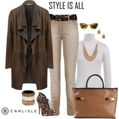 """""""Carlisle: Style is All for Fall"""" by carlislecollection on Polyvore"""