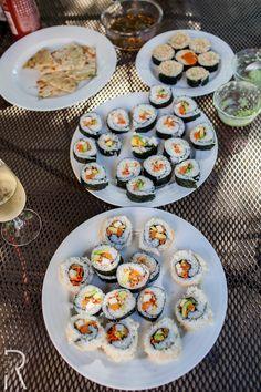 Vegan July Sushi | Vegan Miam
