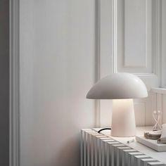 Lightyears Night Owl table lamp, smokey white | Table lamps | Lighting | Finnish Design Shop