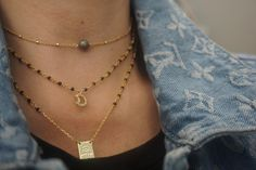 "53 Likes, 2 Comments - @hippiechicbyop on Instagram: ""Online Orders 💻 www.hippiechicbyop.com 📲 WhatsApp (305) 342-1367 ☎️ (786) 361-1200 #necklace…"""