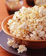 2 ww pts per serving  3/4 cup(s) grated Parmesan cheese   1 1/2 tsp sugar   1 tsp chili powder   1/2 tsp cayenne pepper   1/2 tsp table salt    12 cup(s) light microwave-popped popcorn   Instructions  Combine cheese, sugar, chili powder, pepper and salt in a small bowl; toss with popcorn. Yields about 1 1/2 cups per serving.