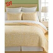 Martha Stewart Collection Aspendale Quilts