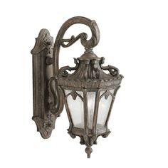 Gothic wall light i would love this as a statement piece by the kichler lighting tournai collection 2 light londonderry outdoor wall lantern aloadofball Gallery