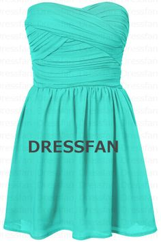 Shipped immediately Stock in size 2 4 6 8 Turquoise by Dressfan Dusty Rose Bridesmaid Dresses, Turquoise Bridesmaid Dresses, Wedding Dresses, Bridesmaids, Victoria Secret Outfits, Strapless Sweetheart Neckline, Wedding Preparation, Wedding Fun, Destination Wedding