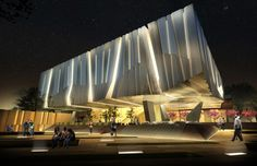 Gallery - Alajajian Marcoosi Architects Propose Armenian American Museum for California - 2