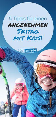 Es ist doch der Traum aller Ski-Begeisterten, den Spaß auf der Piste mit den Kindern zu teilen und gemeinsame Skitage mit dem Nachwuchs verbringen zu können. Doch dazu muss, was das Skifahren der Kinder anbelangt, erst einmal eine gute Grundlage geschaffen werden. Hier verraten wir, wie's gelingt. Family Ski, Skiing, Movies, Movie Posters, Ski, Tips, Kids, Films, Film Poster