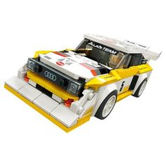 LEGO set 76897 Speed Champions Audi Sport Quattro what is it worth? 76897 Audi Sport Quattro is a 250 piece Speed Champions set released in Shop Lego, Lego Store, Buy Lego, Audi Quattro, Sport Quattro, Audi Sport, Lego Duplo, Lego Ninjago, Replica Cars