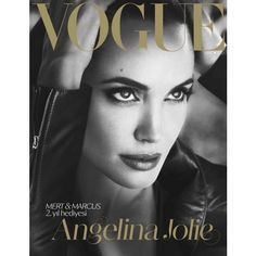 Angelina Jolie Vogue Turkey March 2012 Magazine Cover ❤ liked on Polyvore featuring magazine, backgrounds, models, pictures, people, filler, magazine cover, articles, text and phrase
