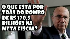 O que está por trás do rombo de R$ 170,5 bilhões na meta fiscal?https://www.youtube.com/watch?v=nabRh4di_Iwhttps://www.youtube.com/watch?v=nabRh4di_Iw