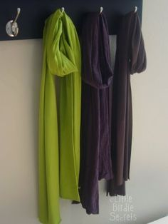 DIY scarves (no sew!!!!) Super easy to make, but next time I need better fabric scissors.
