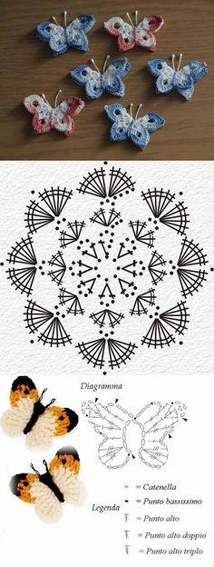 38 Ideas crochet doilies diagram free pattern charts 38 Ideas cr… – Knitting patterns, knitting designs, knitting for beginners. Crochet Diy, Crochet Doily Diagram, Crochet Gratis, Crochet Motifs, Crochet Amigurumi, Crochet Flower Patterns, Crochet Chart, Crochet Doilies, Crochet Flowers