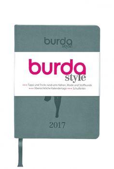 burda style Kalender 2017