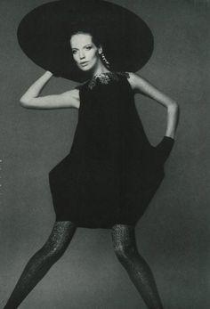 Veruschka / Vogue, 1967